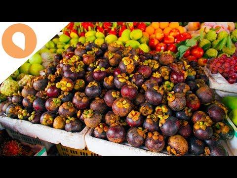 Tropical fruits in Vietnam (Trái cây Việt Nam)