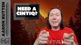 Do You Need a CINTIQ?