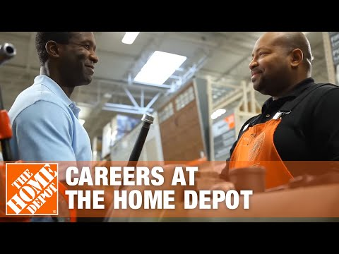 Careers at The Home Depot