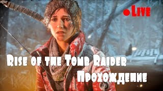Прохождение Rise of the Tomb Raider #1