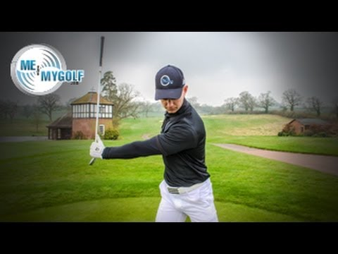 GOLF BACKSWING DRILL – STOP YOUR OVERSWING