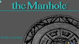 The Manhole gameplay (PC Game, 1988)