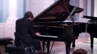"Chopin Etude No 12 Opus 25 ""Ocean Etude"""