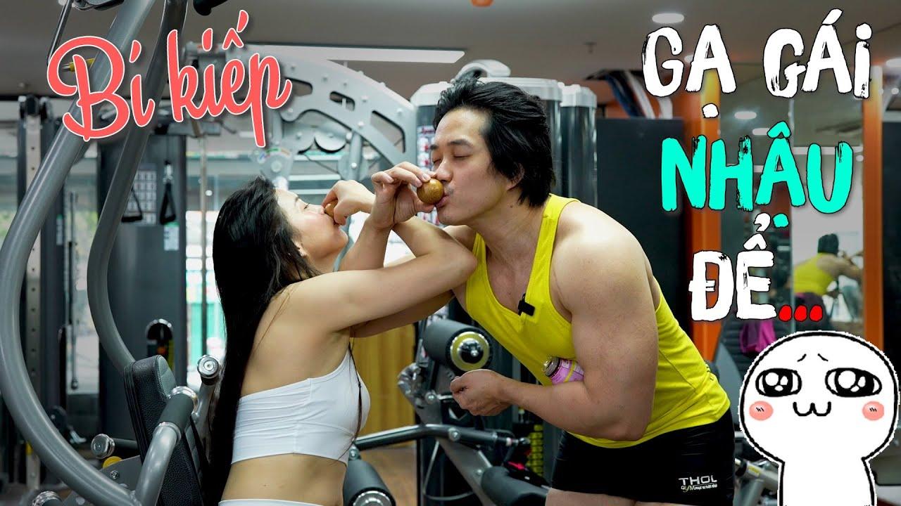 Hot Girl Đầu Tiên Đến Home Gym Duy Nguyễn Và Qua 1 Đêm Đáng Nhớ