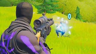 fortnite broke snipers...