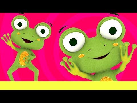 A dança da perereca - Músicas e Canções para Crianças thumbnail