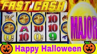 Buffalo Deluxe Slot Machine Jackpots & 35 Free Games ! 🎃🎃Happy Halloween🎃🎃