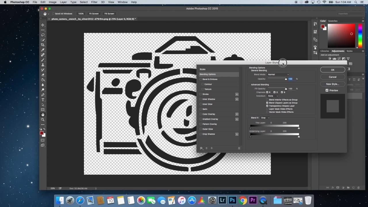change png image color in illustrator
