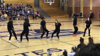 SCHS Black History Month Assembly Dance