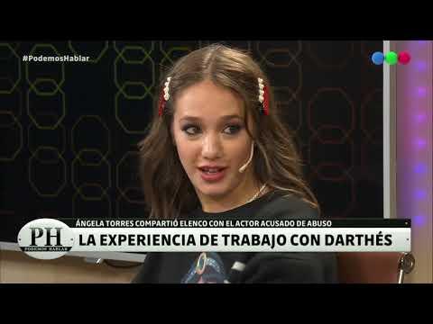 Ángela Torres destrozó
