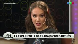 Ángela Torres destrozó a Juan Darthés - Podemos Hablar 2019 YouTube Videos