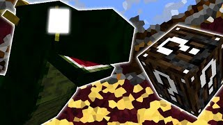 BASILISK VS  LUCKY BLOCK ESPECIAL (MINECRAFT LUCKY BLOCK CHALLENGE)