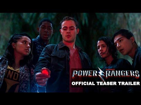 Download Power Rangers Official Teaser Trailer