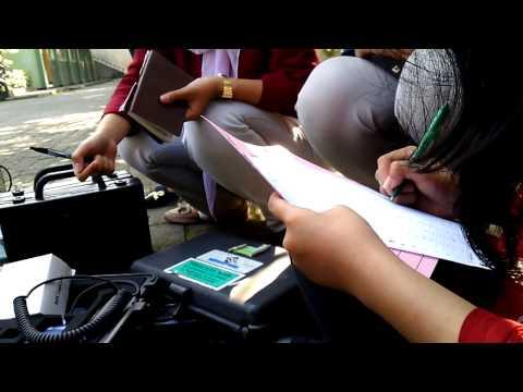 Praktikum Monitoring Evaluasi - Fisika - Hiperkes dan Keselamatan Kerja, Universitas Airlangga