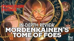 Mordenkainen's Tome of Foes In-Depth Review