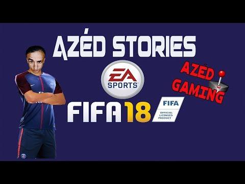 FIFA 18 Mon debut de carriere - mis à l'amende de mes abonnés - Azéd Stories