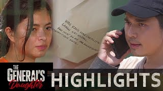 Rhian receives a warning from Franco | The General's Daughter (With Eng Subs)