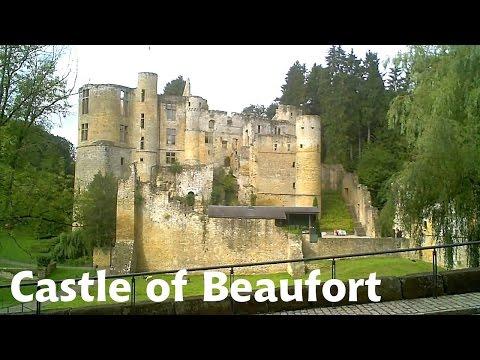 LUXEMBOURG: Beaufort Castle