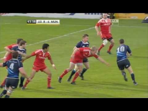 Rob Kearney vs Munster