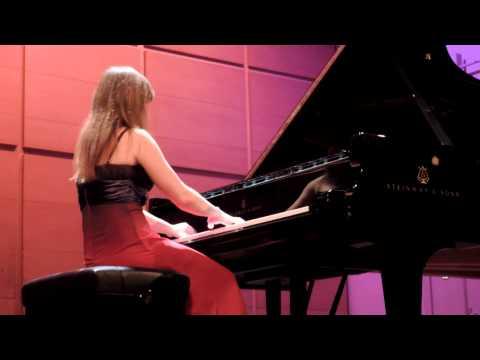 Anna Fedorova plays Chopin: Sonate in b Op. 58