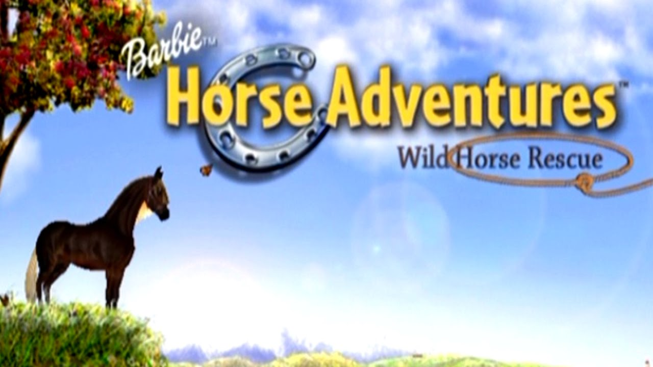Barbies Horse Adventure