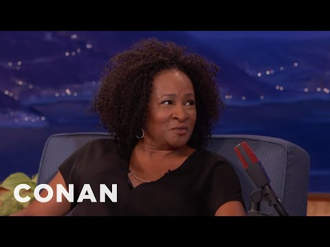 """Wanda Sykes Doesn't Want Her Kids To See """"Pootie Tang""""  - CONAN on TBS"""