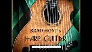 "Soundiron - Harp Guitar - ""Determination"" Demo Walk-through by Sean Gordon"