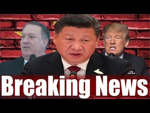 US warned on CHINA Growing Threat to EU and NATO