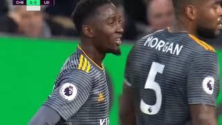Match Day 18 Premier League 2018/2019 Chelsea vs Leicester City