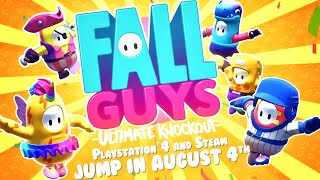 Fall Guys: Ultimate Knockout - Official Release Date Trailer