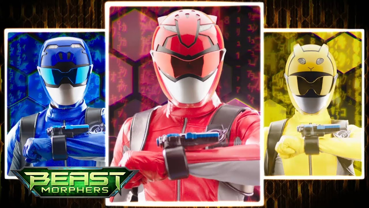 NickALive!: Power Rangers Beast Morphers | Episode 3: 'End