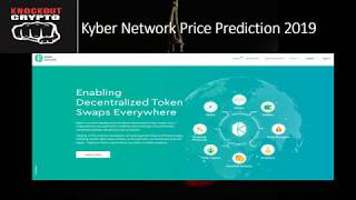 Kyber Network Price Prediction 2019