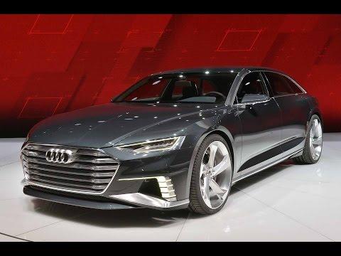 2016 Audi prologue Avant Concept - Geneva Motorshow 2015