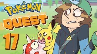 Pokemon Quest Gameplay   Part 17