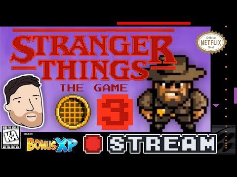 【🔴 LIVE】Stranger Things: The Game CHAPTER 3 (and more) Stranger Things mobile Gameplay