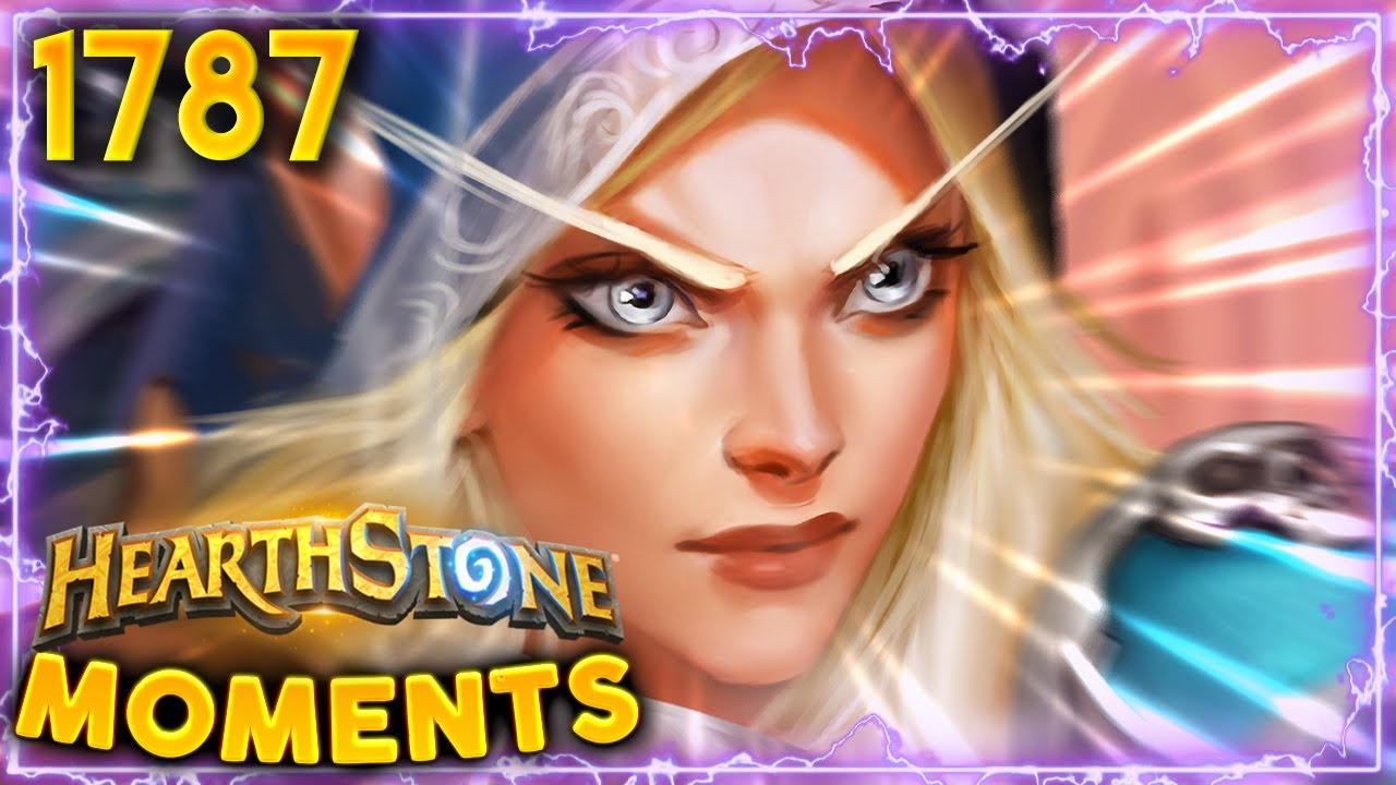 MILLING The Opponent Could BACKFIRE?? | Hearthstone Daily Moments Ep.1787
