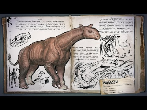 ARK Survival Evolved - Spotlight Paraceratherium