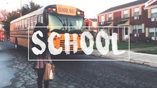 "MY SCHOOL - Baldwin High School - Vlog 2 ""Friday Night"""