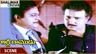Aggiramudu Movie || Sarath Babu Shows Photos To Chalapathi Rao || Venkatesh || Shalimarcinema