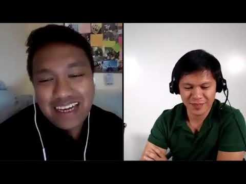 Successful Live Interview of James Guillera