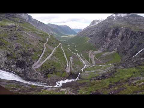 Motorcycle travel i Norway