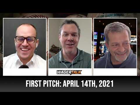 MLB Picks and Predictions   Free Baseball Betting Tips   WagerTalk's First Pitch for April 14