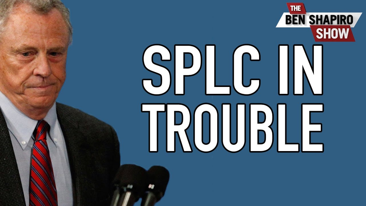Southern Poverty Law Center In Big Trouble