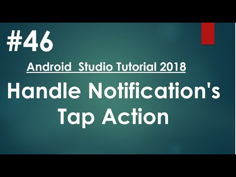 Tap interface android