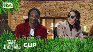 The Joker's Wild: She's Gotta Halve It with Aubrey Plaza Pt.1 - Season 2, Ep. 7 [CLIP] | TBS