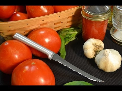How To Prepare And Freeze Tomatoes Radacutlery Com Youtube