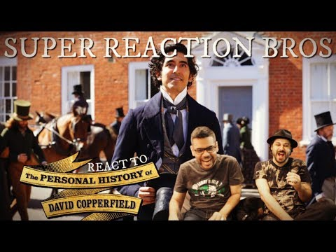 SRB Reacts to The Personal History of David Copperfield | Official Trailer