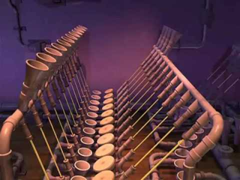 Magical music by innovative music instrument...