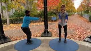2_Fullbody Workout_Narrow Squat Slow Motion