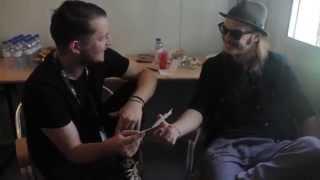 Interview w/ Cherub || NOS Alive